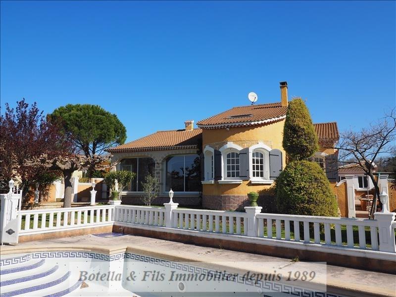 Vente maison / villa Uzes 388000€ - Photo 1