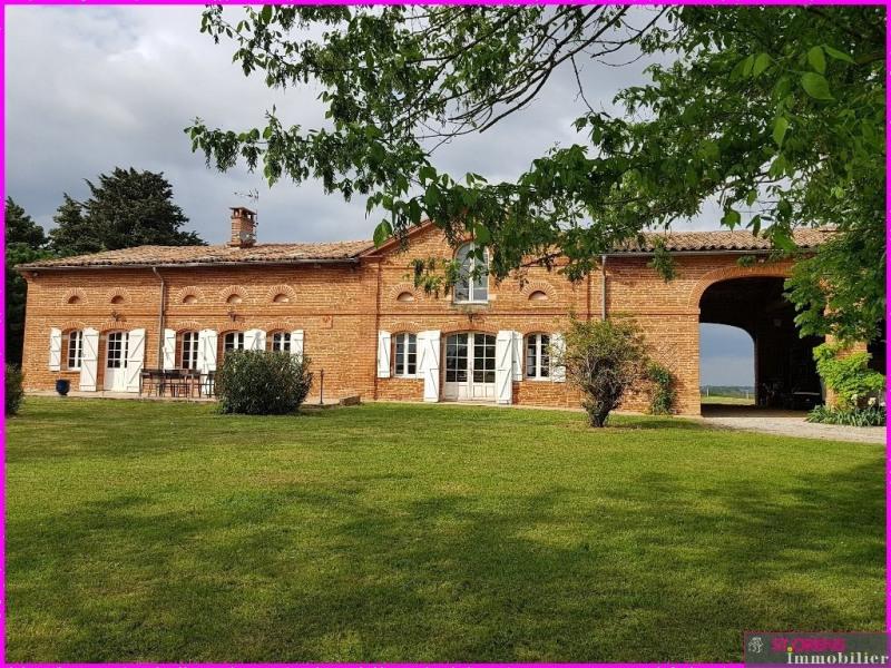 Vente de prestige maison / villa Toulouse est 830000€ - Photo 1