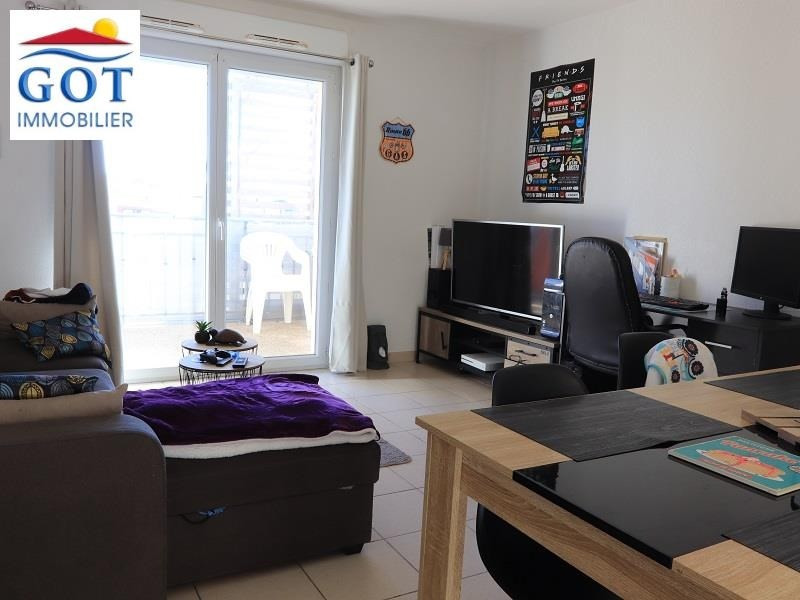 Vente appartement St laurent de la salanque 122 000€ - Photo 1