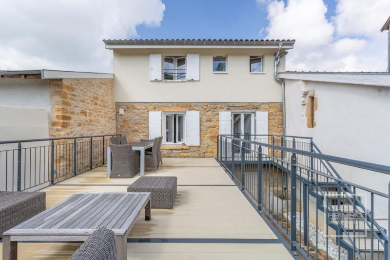 Vente de prestige maison / villa Saint cyr au mont d'or 920 000€ - Photo 5