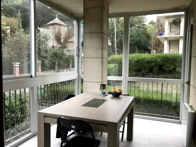 Verhuren  appartement Villennes sur seine 1350€ CC - Foto 3