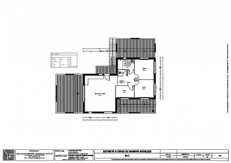 Sale apartment Bastelicaccia 360000€ - Picture 2