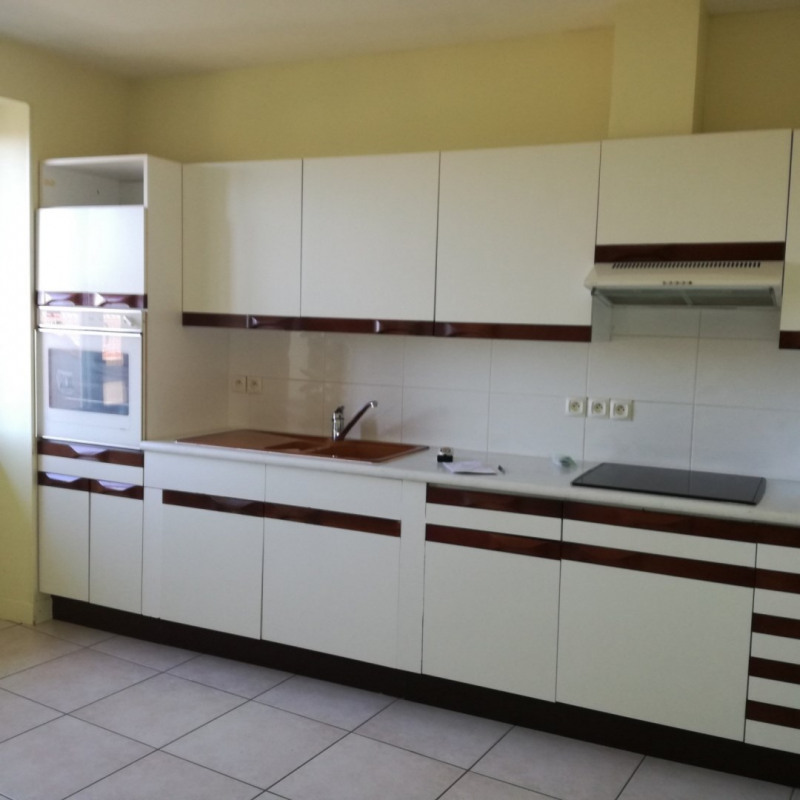 Location appartement Le monastier sur gazeille 390€ CC - Photo 1