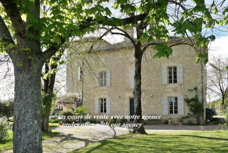 Sale house / villa Condom 395000€ - Picture 1