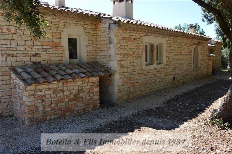 Verkoop van prestige  huis Barjac 526315€ - Foto 14