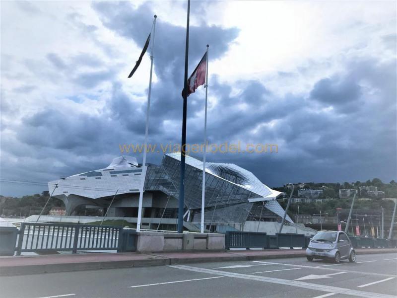 Verkauf auf rentenbasis wohnung Lyon 7ème 170000€ - Fotografie 18