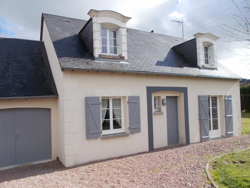 Vente maison / villa Pont de ruan 225000€ - Photo 1