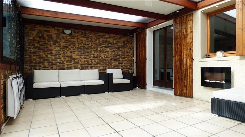 Sale house / villa Dammarie les lys 296400€ - Picture 2