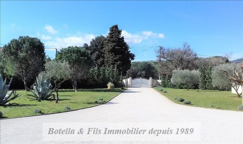 Sale house / villa Bagnols sur ceze 525000€ - Picture 2