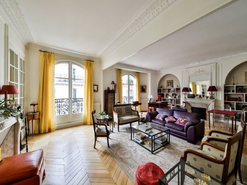 Deluxe sale apartment Paris 17ème 2 750 000€ - Picture 6