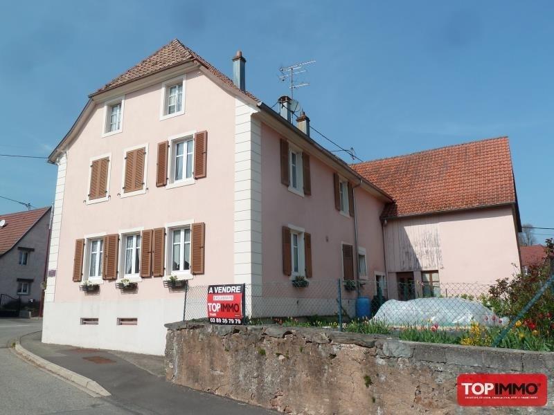 Sale house / villa Roderen 219000€ - Picture 2