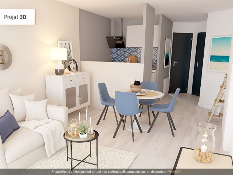Vente appartement Carnon plage 205 000€ - Photo 1