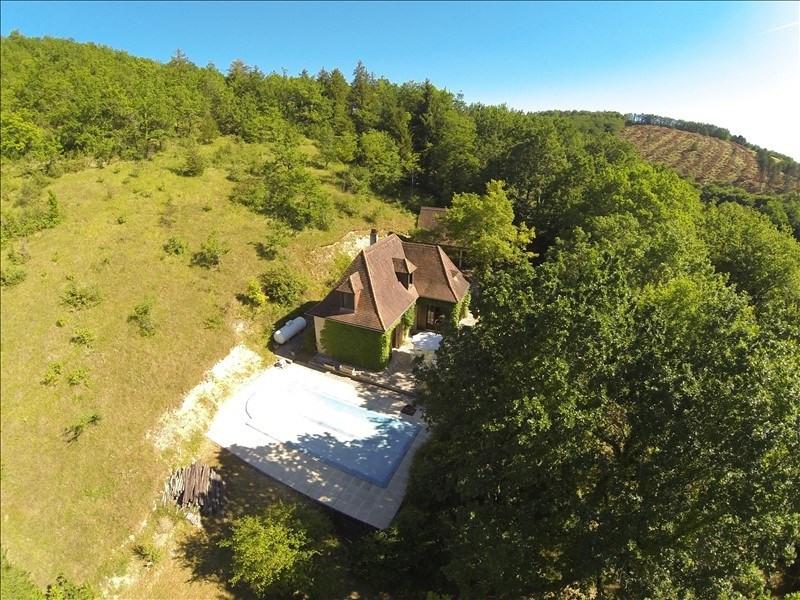 Sale house / villa Berbiguieres 243800€ - Picture 2