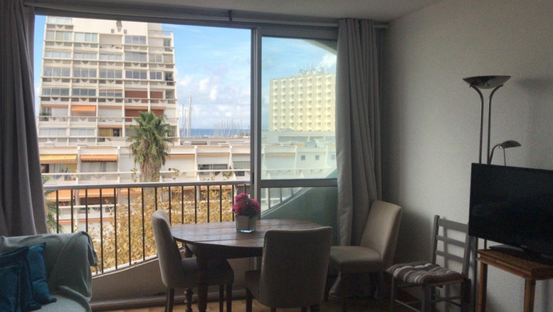 Sale apartment La grande motte 162 000€ - Picture 5