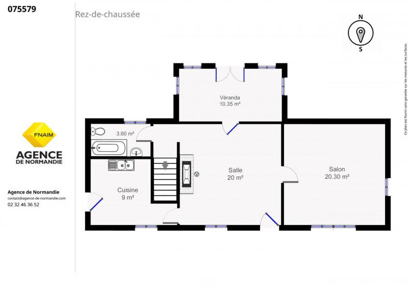 Vente maison / villa Broglie 75000€ - Photo 5