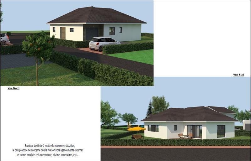 Vente maison / villa Thyez 328623€ - Photo 1