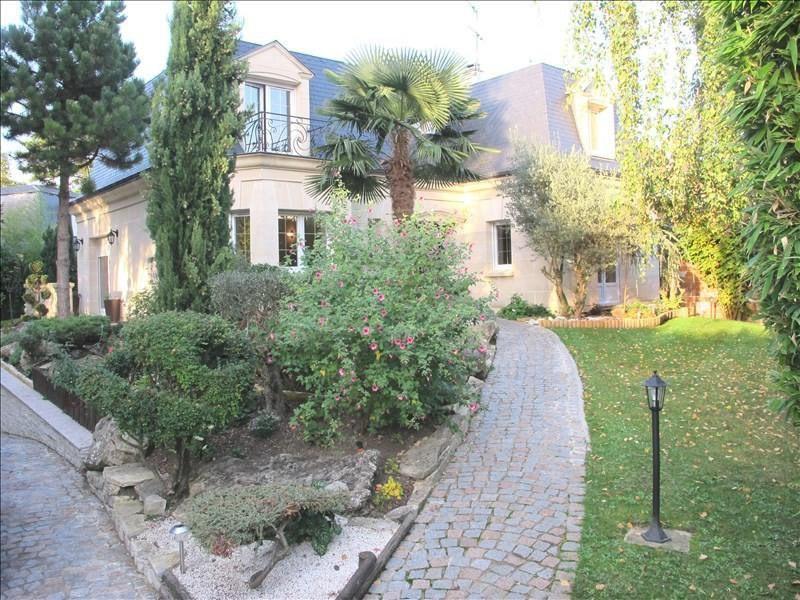 Sale house / villa Le raincy 985000€ - Picture 1
