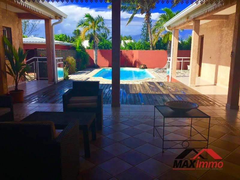 Vente maison / villa St benoit 515000€ - Photo 1