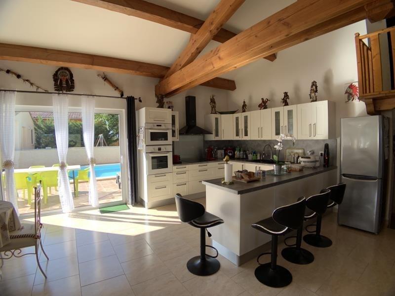Sale house / villa Vallon pont d'arc 367500€ - Picture 3