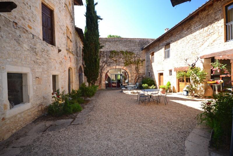 Vente de prestige château Marcilly d azergues 2300000€ - Photo 2