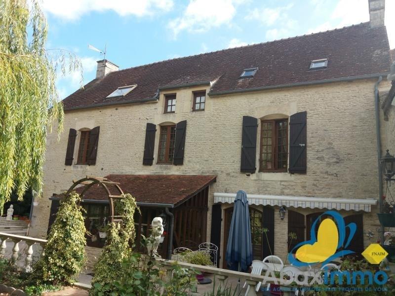 Sale house / villa Grainville langannerie 316500€ - Picture 1