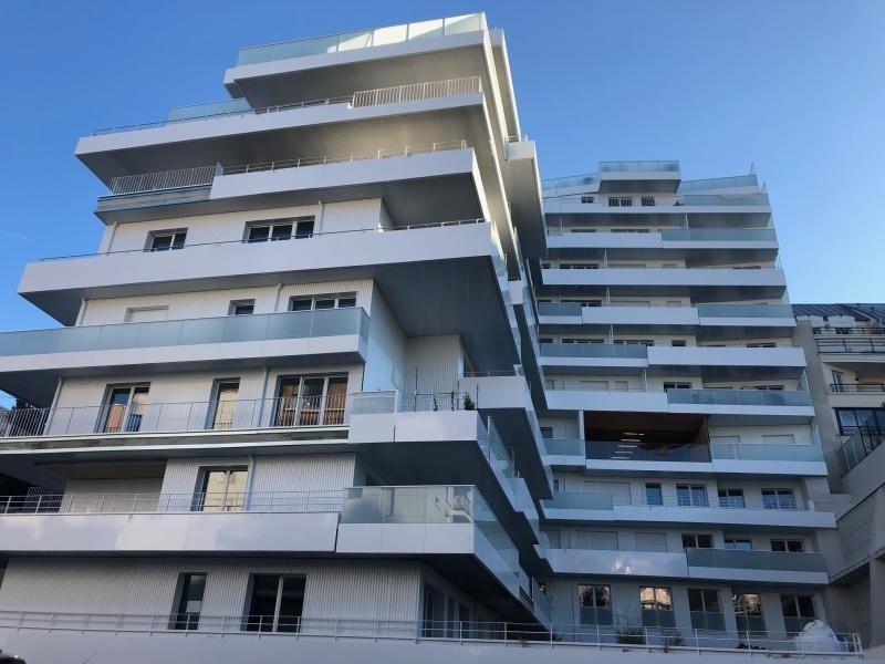 Rental apartment Issy les moulineaux 1795€ CC - Picture 1