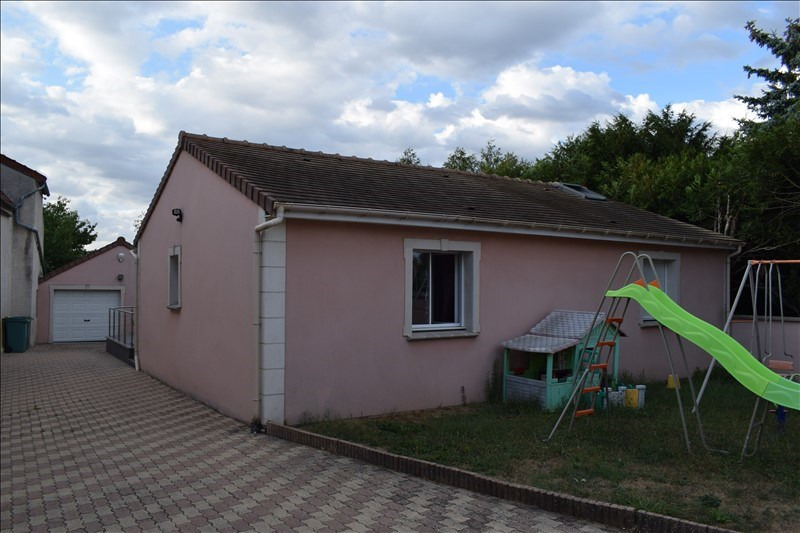 Sale house / villa Jouy mauvoisin 329000€ - Picture 2