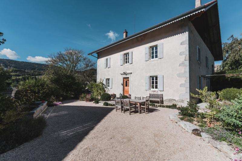 Immobile residenziali di prestigio casa Habere lullin 827000€ - Fotografia 19