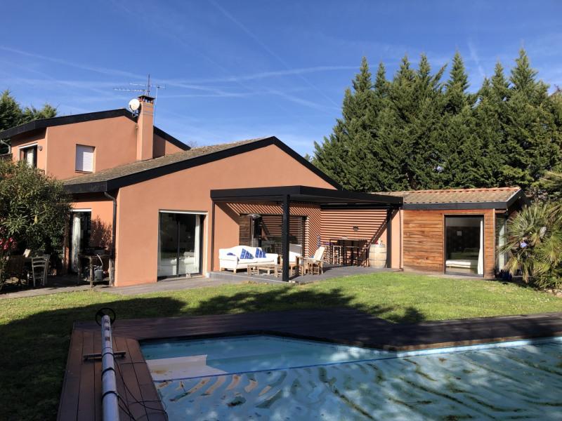 Sale house / villa Quint-fonsegrives 811000€ - Picture 2