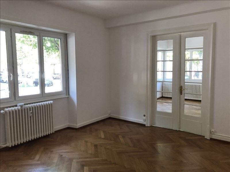 Rental apartment Strasbourg 1110€ CC - Picture 2