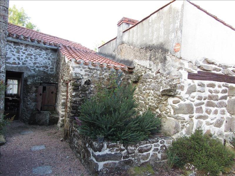 Vente maison / villa Beaulieu sous la roche 243000€ -  10