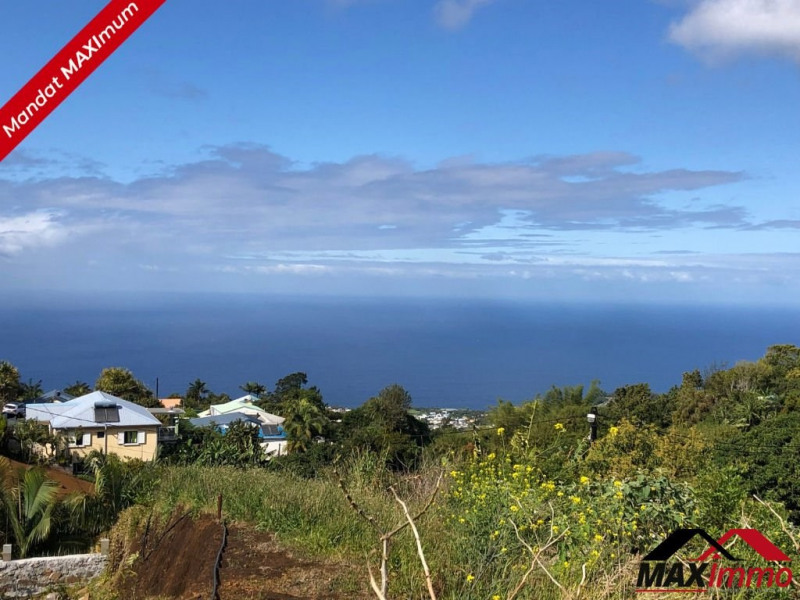 Vente terrain Manapany les hauts 104000€ - Photo 2