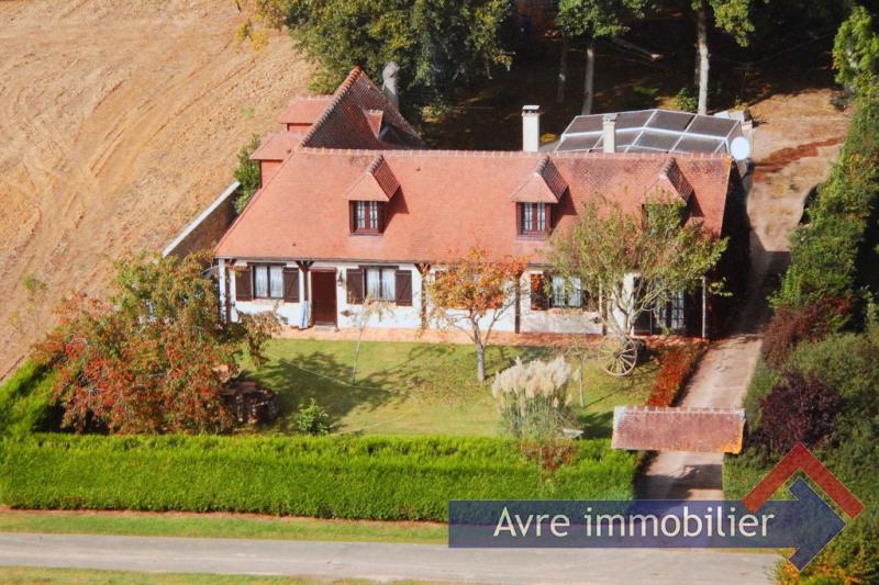 Vente maison / villa Verneuil d'avre et d'iton 209500€ - Photo 1