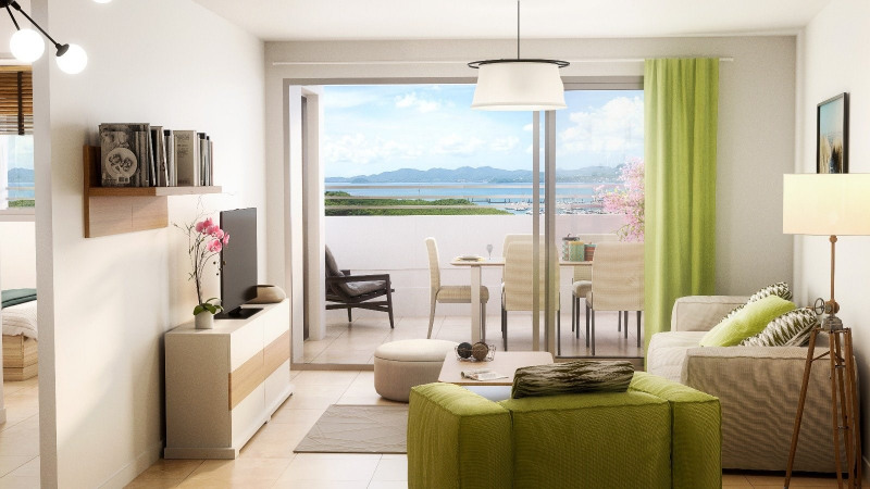 Investment property apartment Fort de france 289 000€ - Picture 1