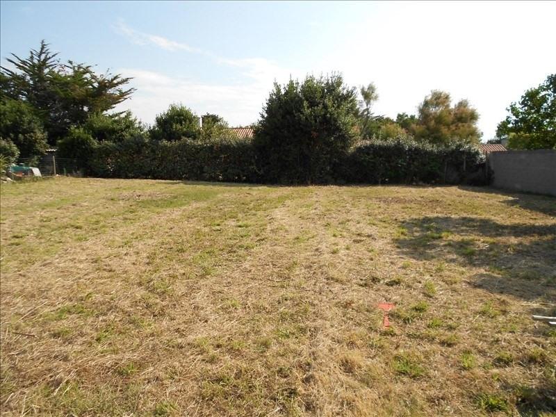 Verkoop  stukken grond Olonne sur mer 87400€ - Foto 1