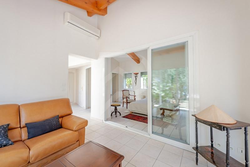 Vente maison / villa Morieres les avignon 514000€ - Photo 8