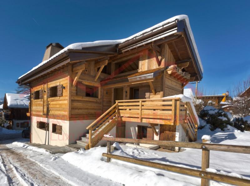 Vente de prestige maison / villa Megeve 1450000€ - Photo 9