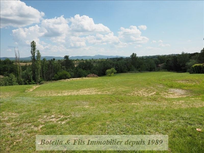 Verkoop  stukken grond Barjac 265900€ - Foto 3