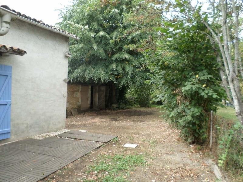 Vente maison / villa Civaux 102000€ - Photo 7
