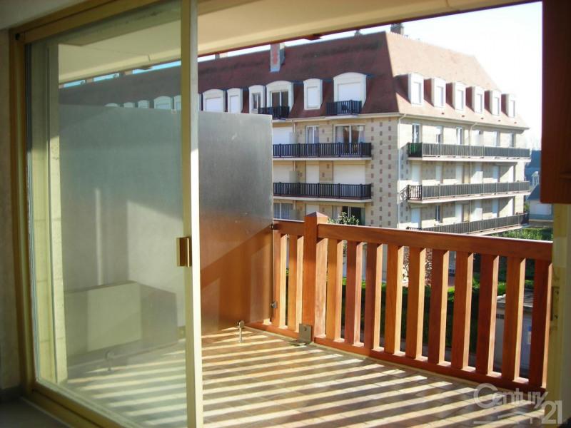 Verkoop  appartement Deauville 167000€ - Foto 2