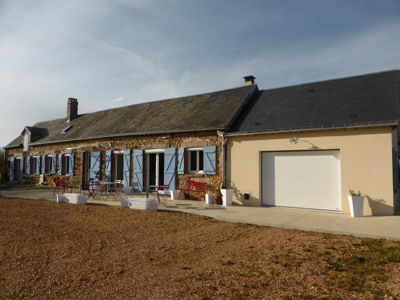 Vente maison / villa Courville sur eure 174000€ - Photo 1
