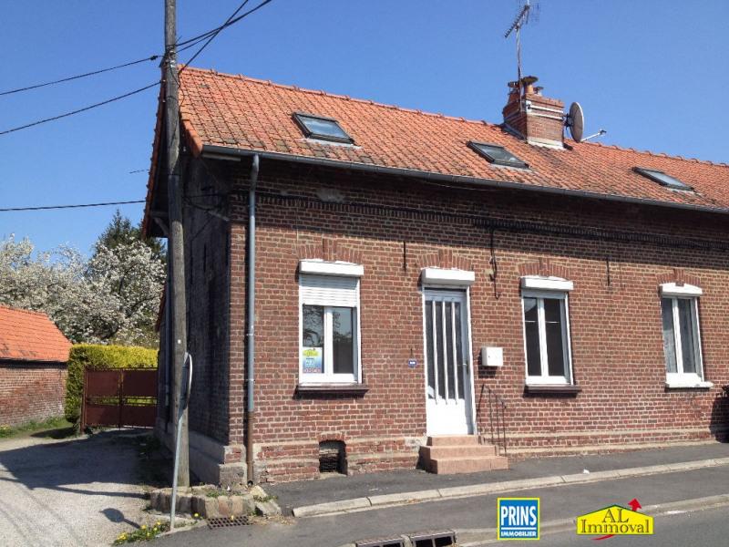 Rental house / villa Estree blanche 545€ CC - Picture 2