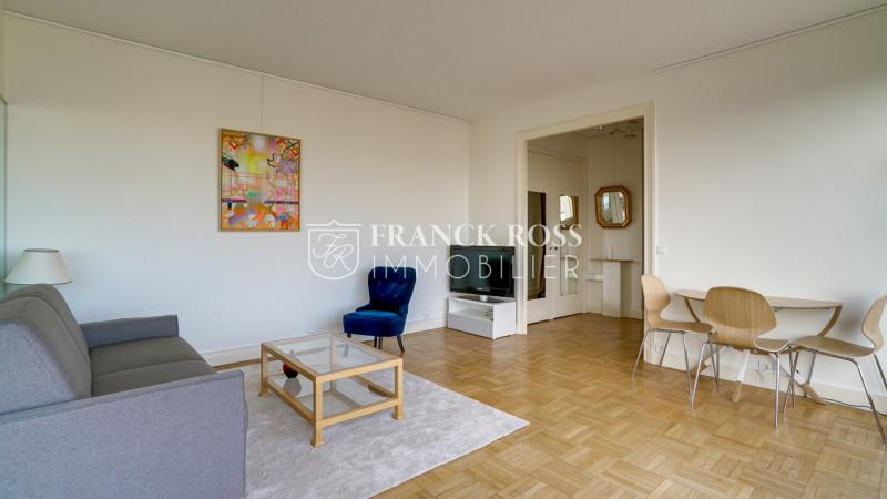 Rental apartment Paris 16ème 2200€ CC - Picture 5