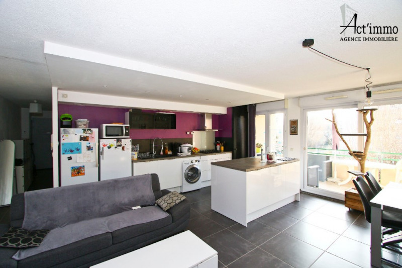 Vente appartement Seyssinet pariset 239000€ - Photo 3