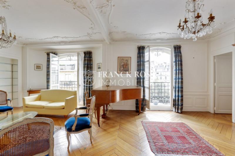 Alquiler  apartamento Paris 7ème 3800€ CC - Fotografía 3