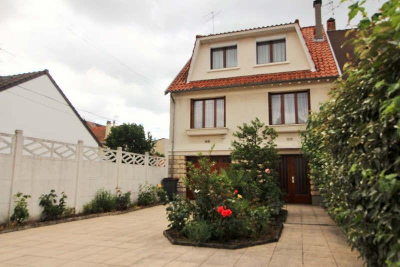 Revenda casa Bezons 451500€ - Fotografia 1