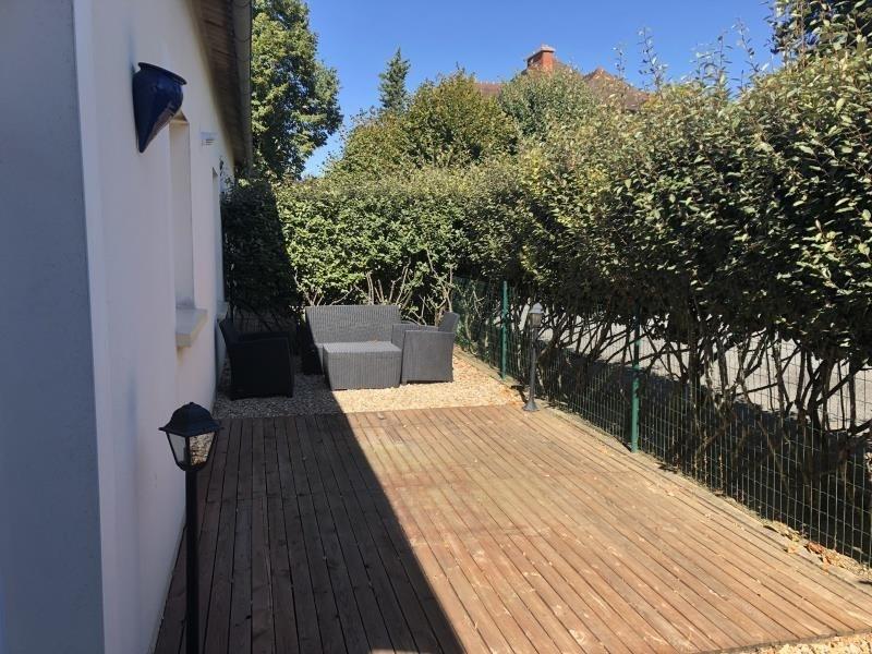 Rental house / villa St benoit 645€ CC - Picture 1