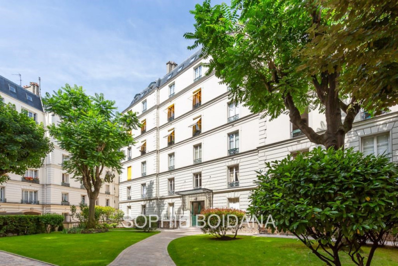 Vente de prestige appartement Paris 17ème 2800000€ - Photo 8