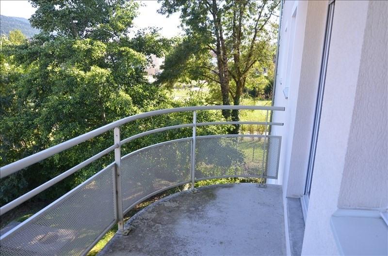 Rental apartment Bellignat 380€ CC - Picture 8