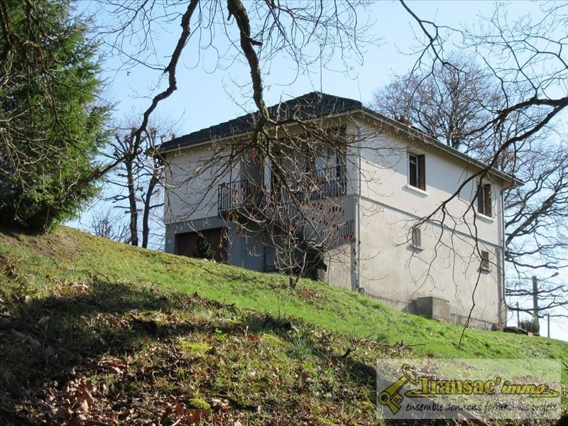 Vente maison / villa Courpiere 107 000€ - Photo 1